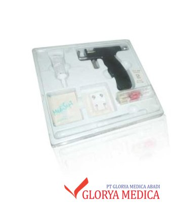 Jual Alat tindik Bayi R-993 / 1 set perlengkapan tindik bayi