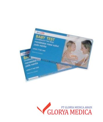 jual baby test onemed