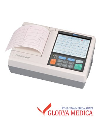 Jual ECG 6 Channel Kenz Cardico