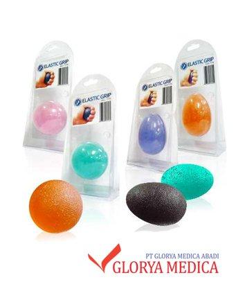 Jual Elastis Grip bulat All Color / Bola Terapi Genggam