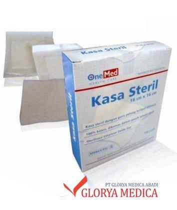 Jual Kasa Steril Onemed / Kasa untuk perawatan luka