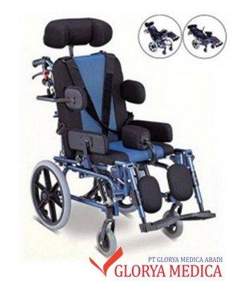 jual kursi roda reclining