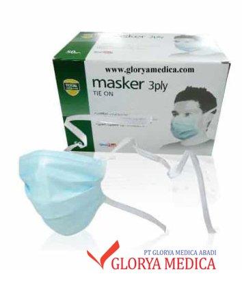 harga masker 3 ply