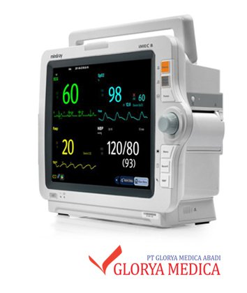 Harga Patient Monitor Mindray IMec 8