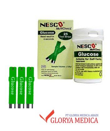 Jual Strip Nesco Gula