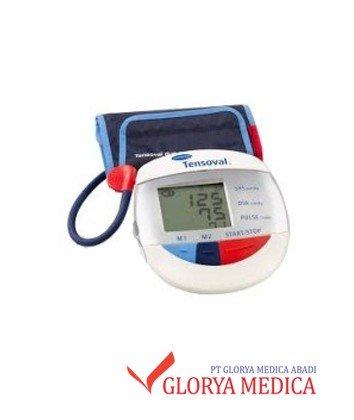 Jual Tensoval Duo Control / Gunakan 2 metode pengukuran