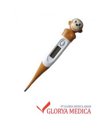 Jual Thermometer Kid / Animal Theme for Kid