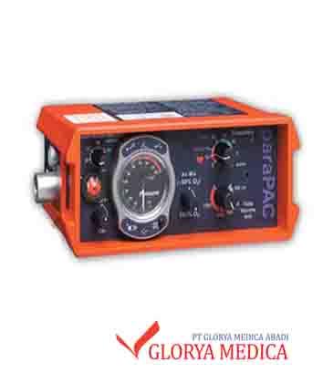 Jual Ventilator Emergency Parapac Plus 200D
