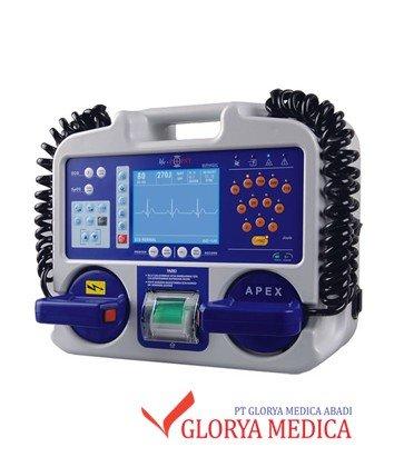 harga defibrillator metsis life point pro