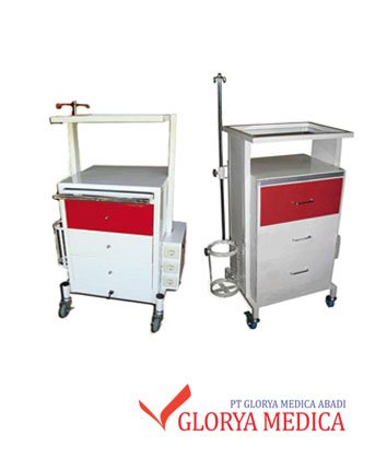 jual trolley emergency