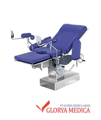 jual meja operasi gynecology manual