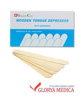 harga tongue spatel kayu