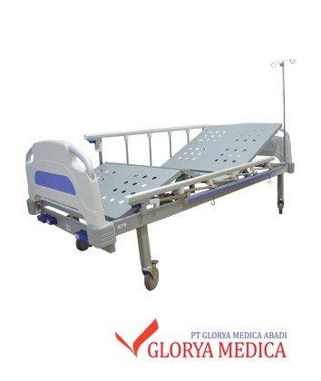 harga bed pasien 2 crank