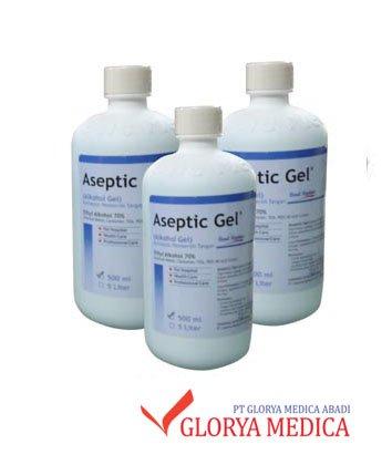 harga aseptic gel onemed