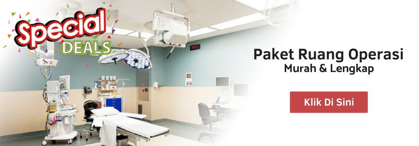 alat alat di ruang operasi