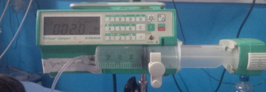Mengenal Lebih Detail Mengenai Alat Kesehatan Syringe Pump