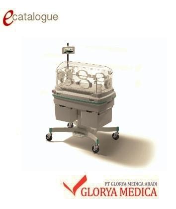 inkubator bayi atom air incu i