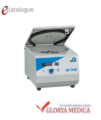 centrifuge nuve nf 048
