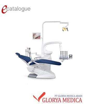 dental unit victor v-586